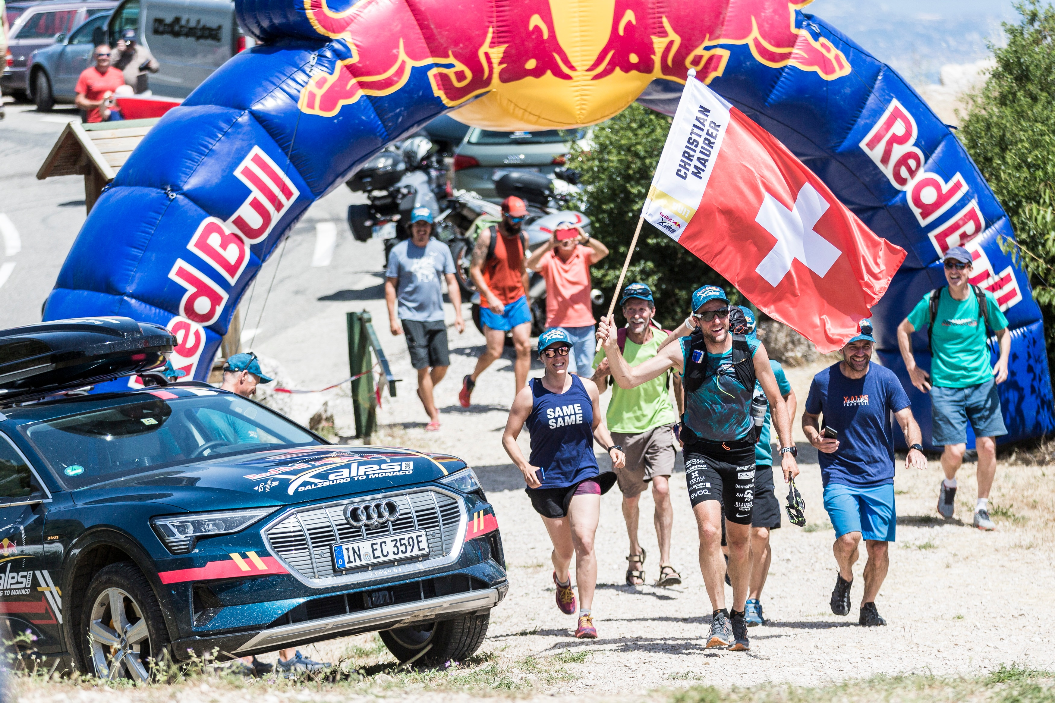 Photo of Redbull X-Alps, Christian Maurer conquista la gara dopo 9 giorni attraverso le Alpi