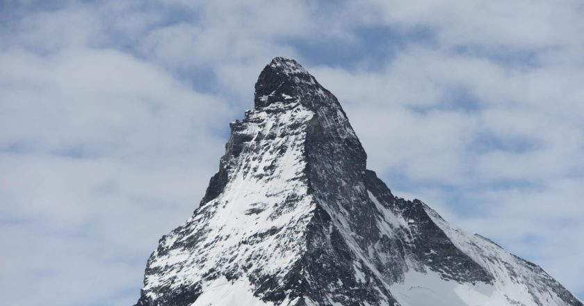 cervino, incidenti in montagna