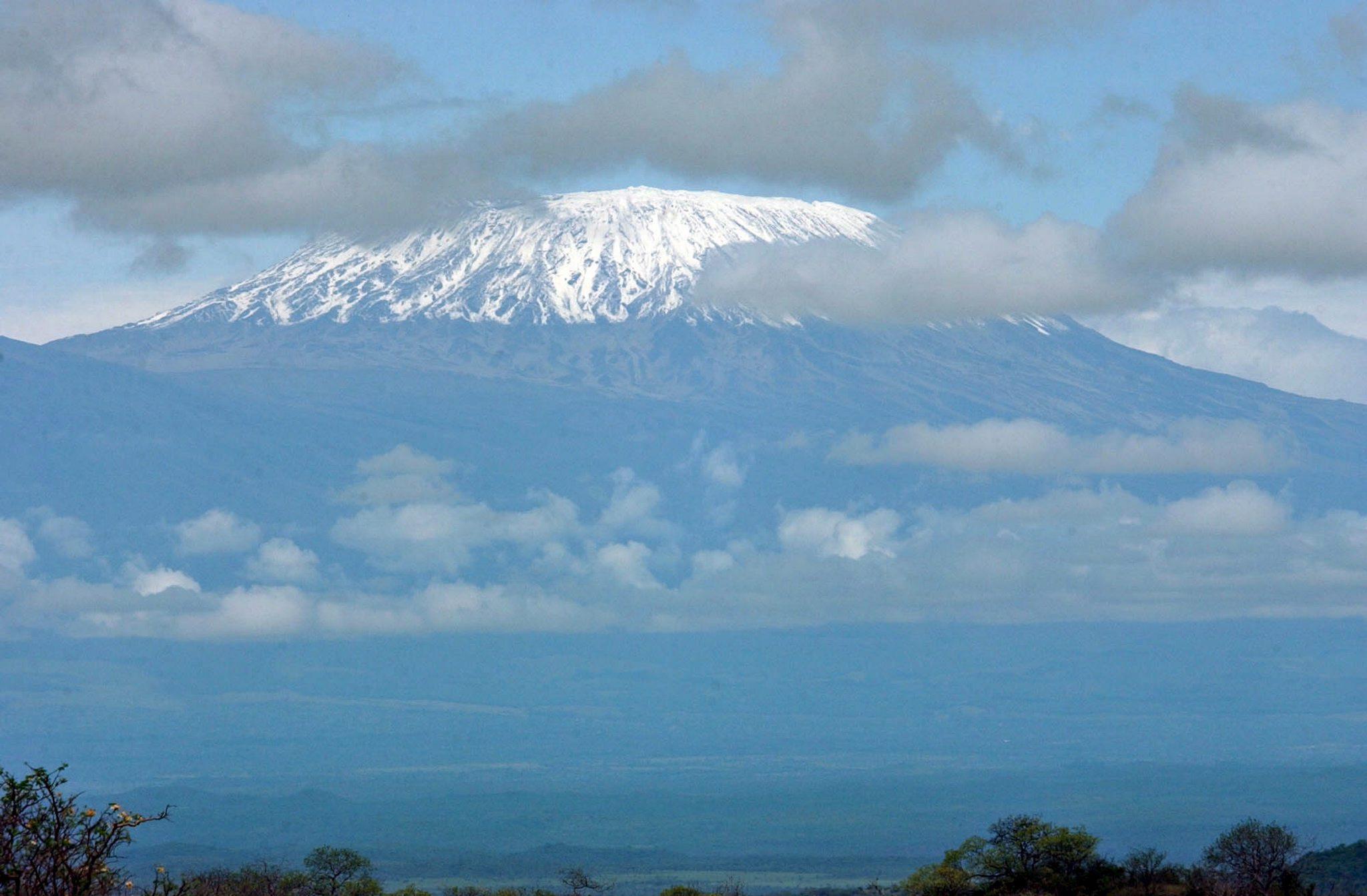 Photo of Una cabinovia sul Kilimanjaro?