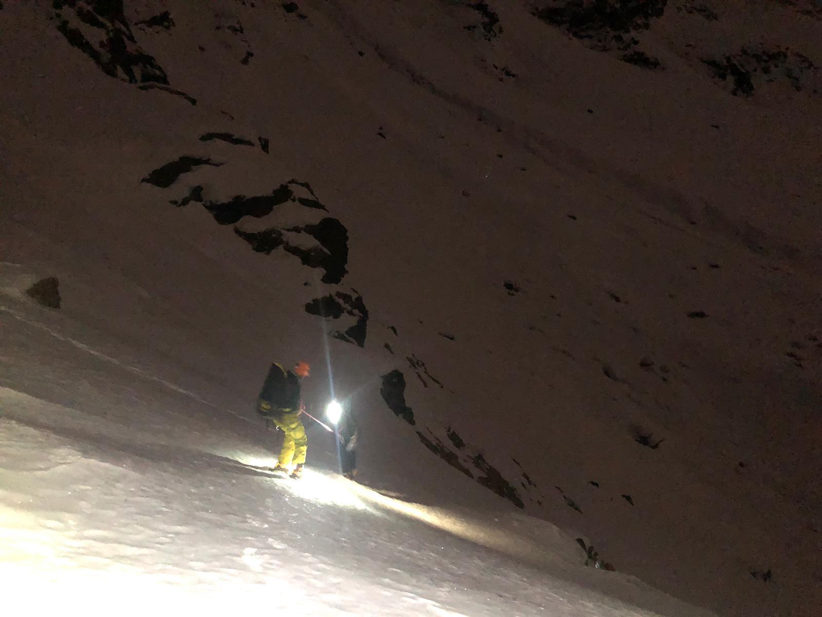 Photo of Courmayeur. Sette escursionisti recuperati nella notte, tre in stato di ipotermia
