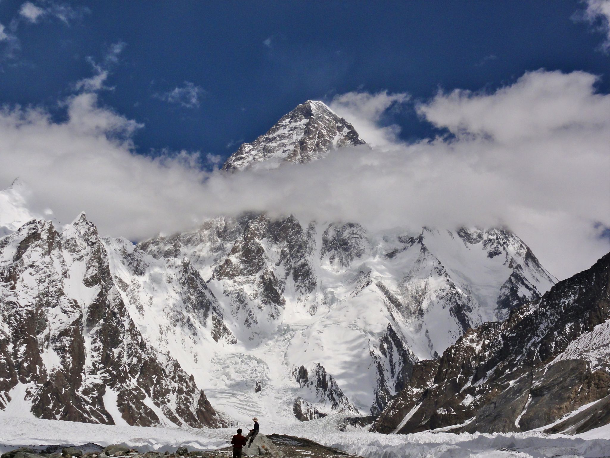 k2, alpinismo