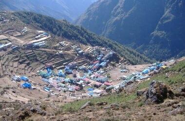 everest, himalaya, nepal