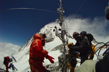 alpinismo, everest, scienza,