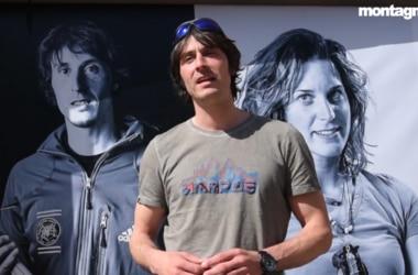 Matteo Della Bordella, Ragni di Lecco, video intervista