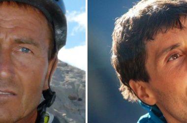 Maurizio Giordani e Matteo Della Bordella