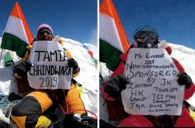 alpinismo, everest, photoshop