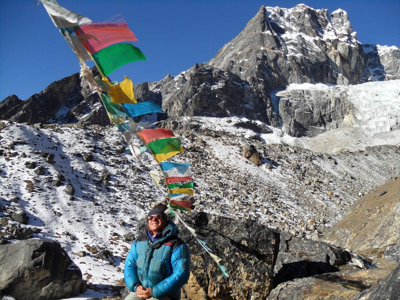 Photo of L'uomo della Piramide dell'Everest