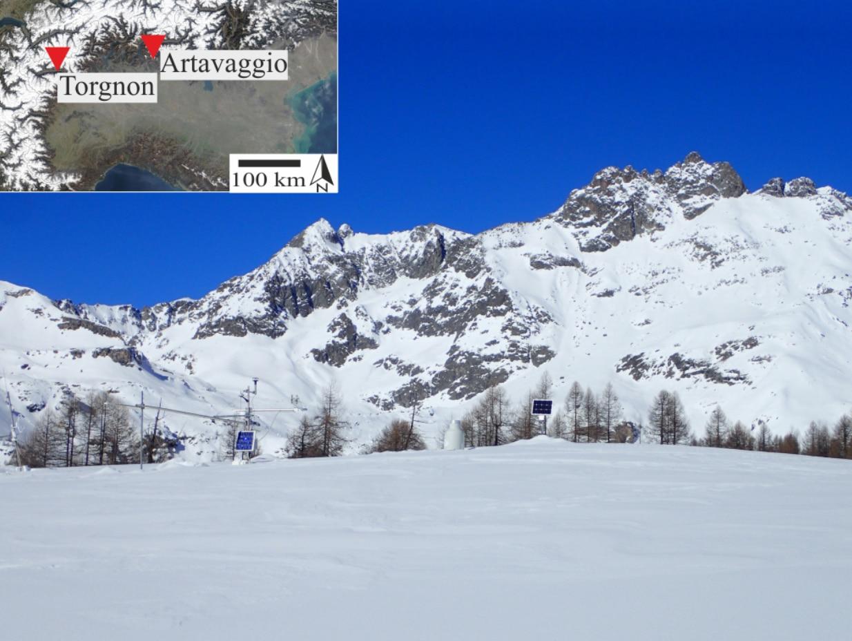 Photo of La neve delle Alpi fonde più velocemente a causa della sabbia del Sahara