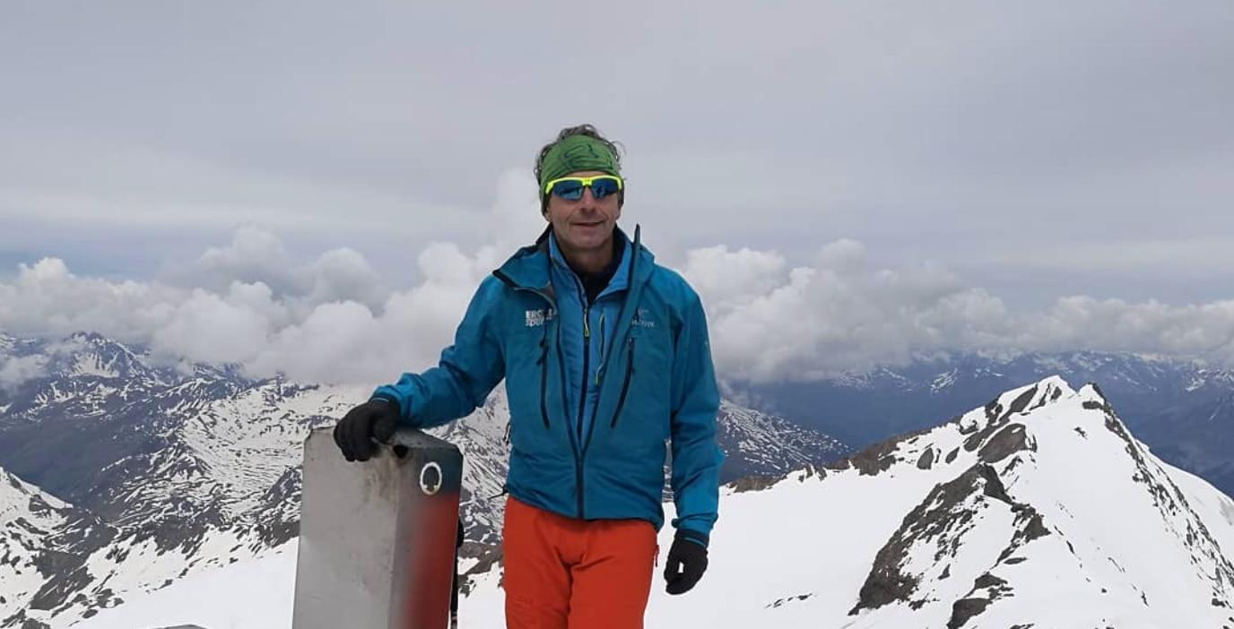 Photo of Mario Vielmo di nuovo al Broad Peak tra alpinismo e solidarietà