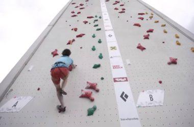 adam ondra, road to tokyo, speed climbing, tokyo 2020