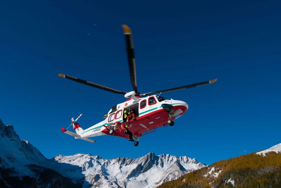 monte bianco, incidente in montagna