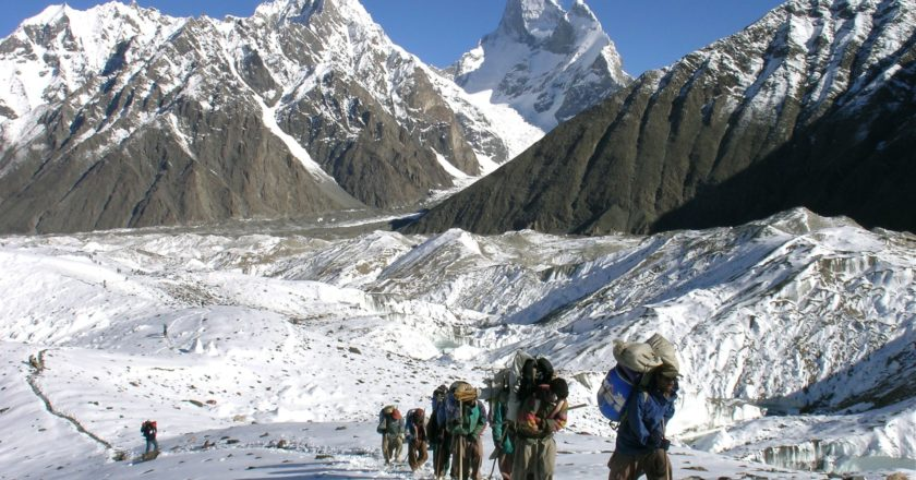 alpinismo, karakorum, k2