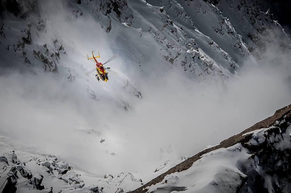 Photo of Monte Bianco, alpinista muore sul couloir du Gouter lungo la via normale francese
