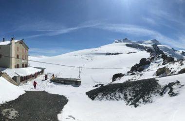 stelvio, ghiacciaio cevedale