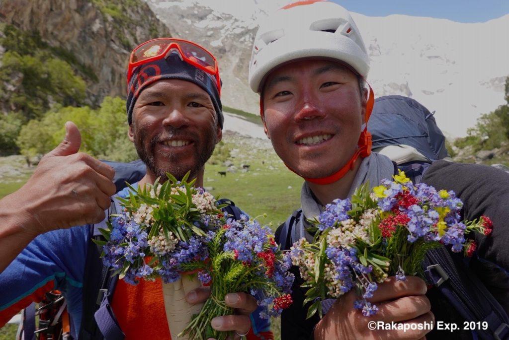 alpinismo, Rakaposhi, karakorum