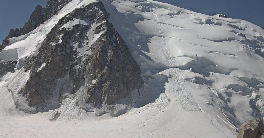 Monte Bianco è allarme sicurezza