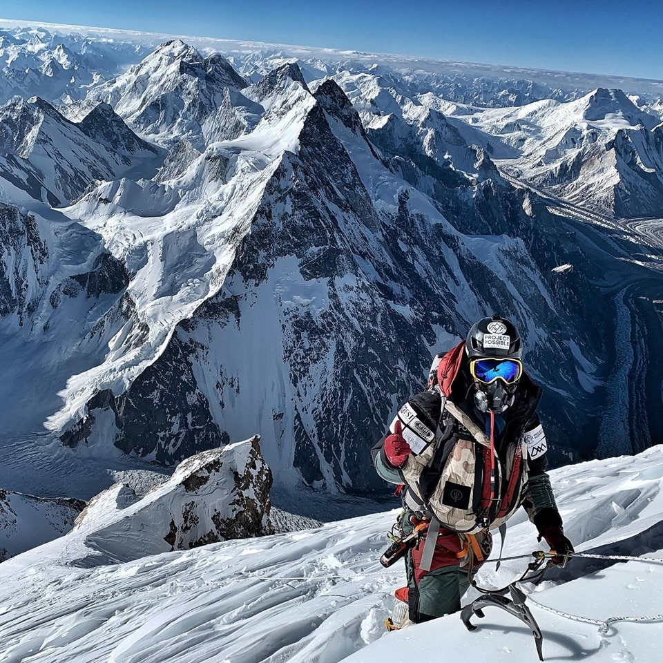 k2, alpinismo, nirmal purja