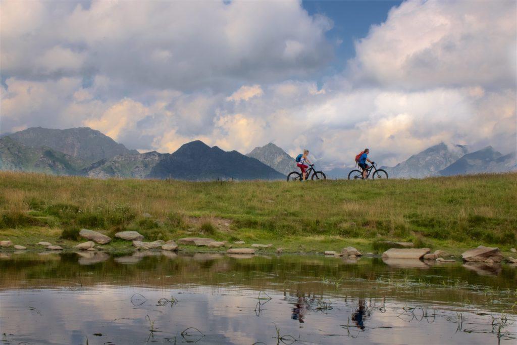 valsesia, bike, itinerari