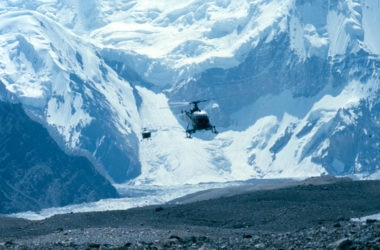 Due elicotteri in Pakistan