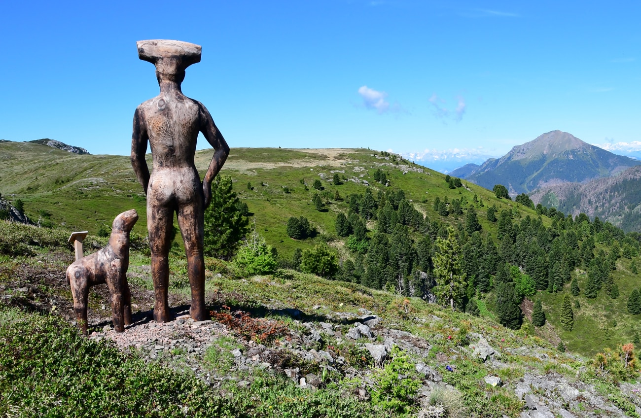 Photo of Val di Fiemme, nuove opere nel parco RespirArt