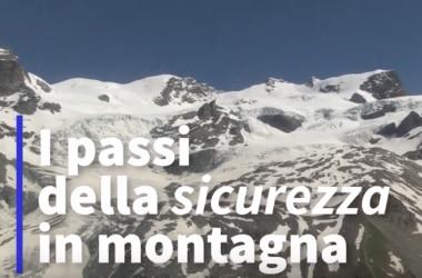 sicurezza in montagna, regole di sicurezza in montagna