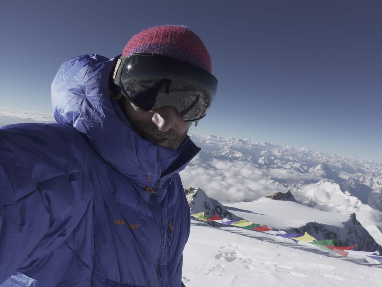 """Photo of Cala Cimenti, il racconto: """"Ho sciato il Nanga, è stato bellissimo"""""""