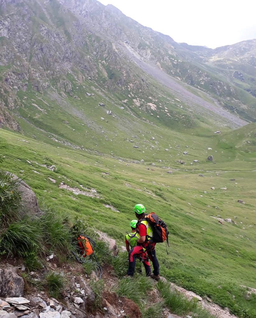 Photo of Val di Scalve, escursionista muore in zona rifugio Tagliaferri