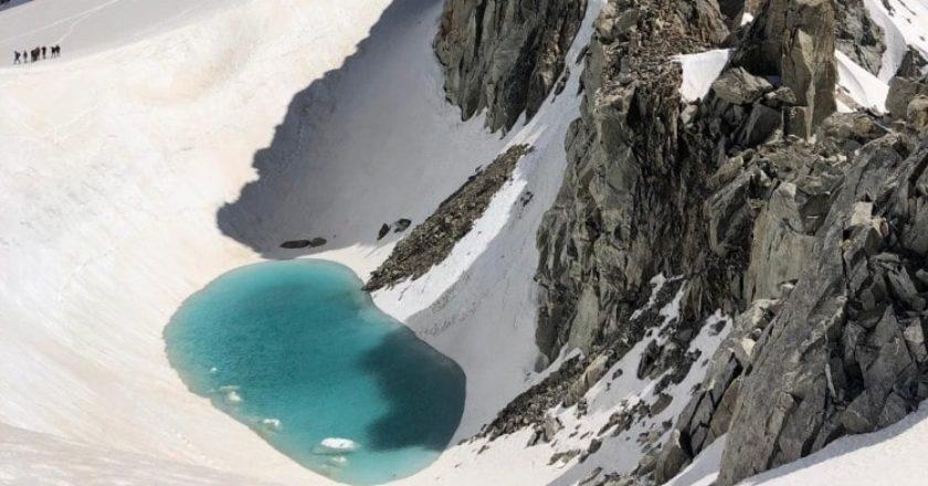 caldo, capanna margherita, alpi, appennini, temperature record