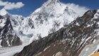 Il K2 visto dal C2 del Broad Peak - Foto FB @Mario Vielmo