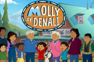 molly of denali, serie d'animazione, alaska