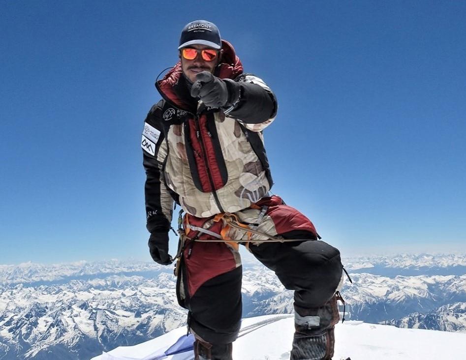 """Photo of Intervista a Nirmal Purja: """"Le critiche? Non mi toccano. Anche Messner è stato criticato"""""""