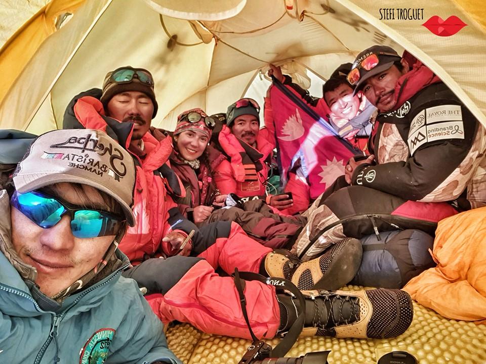 Photo of Nanga Parbat, dopo la vetta Nirmal Purja e Sergi Mingote lasciano il CB a caccia di nuovi Ottomila