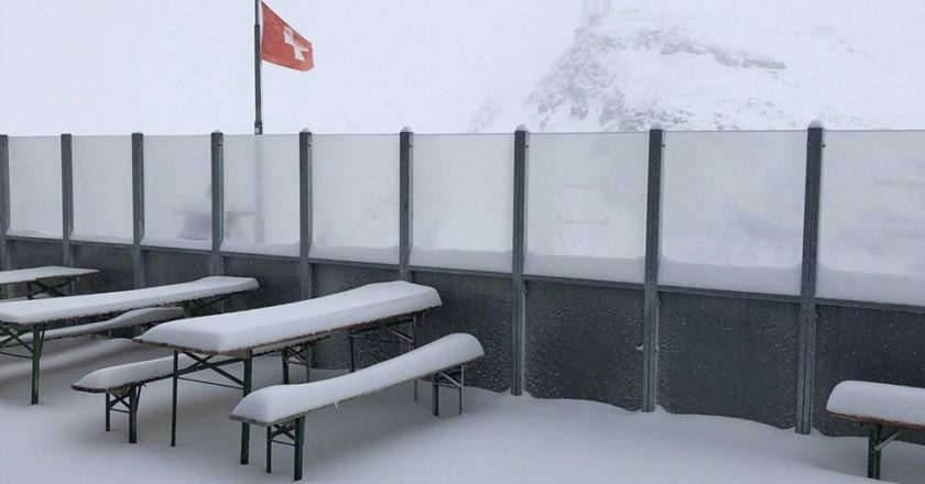 neve, luglio,teodulo, rifugio