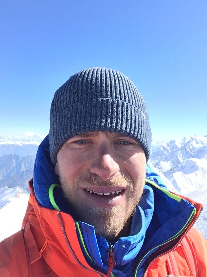 Toshe III, Simon Messner, prima salita, Bunar Valley, geshot peak