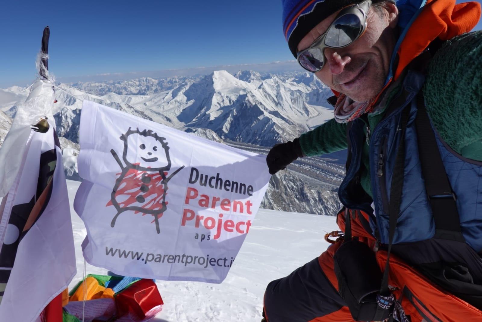 Photo of Denis Urubko a sorpresa in vetta al GII. Vielmo in cima al Broad Peak