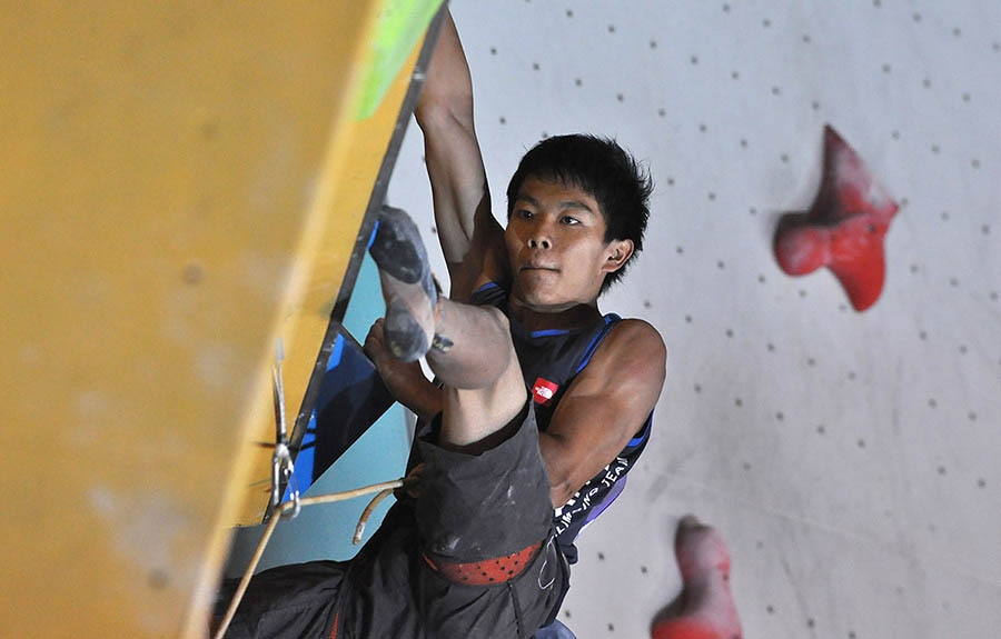 arco, campionati giovanili, arrampicata sportiva