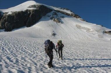 itinerari alpinistici in valle d'Aosta