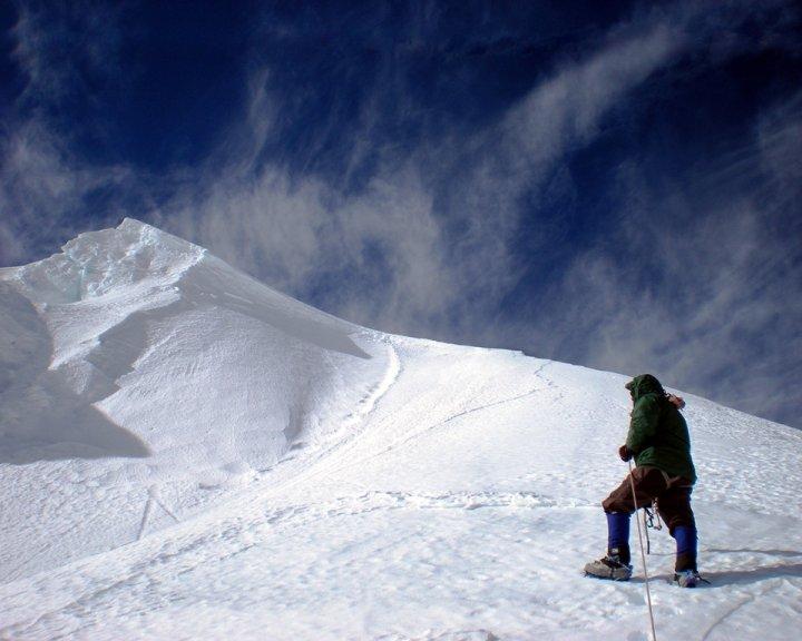 sikkim, india, alpinismo