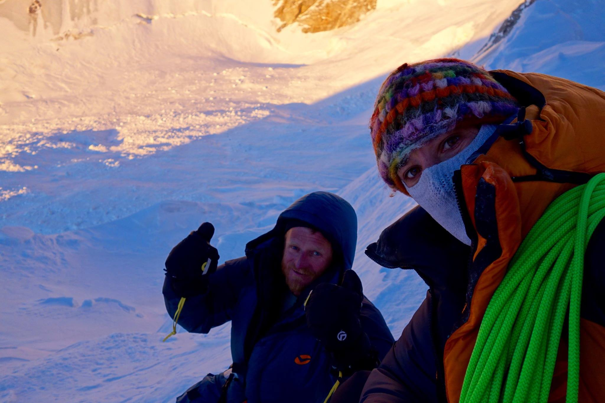 Photo of Nanga Parbat: 2 anni fa la vetta di Tomek ed Elisabeth