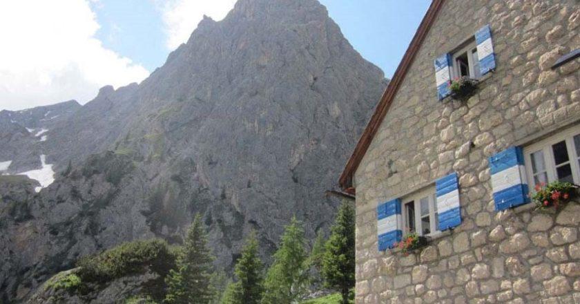 recharge in nature, smartphone, rifugio onorio falier