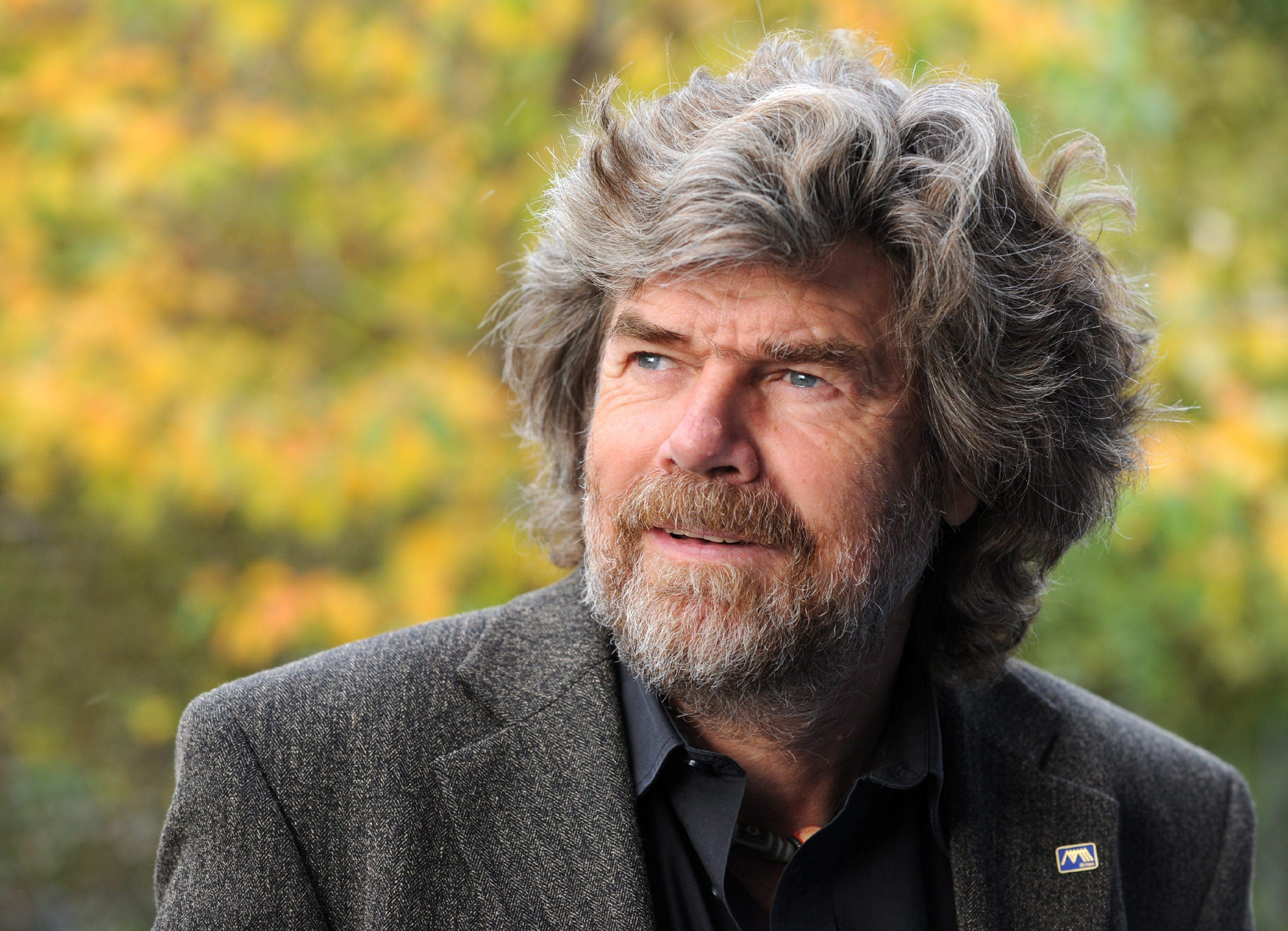 Photo of Reinhold Messner, 3 libri da leggere assolutamente