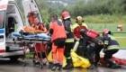 Recupero dei feriti sui Tatra - Foto @ANSA
