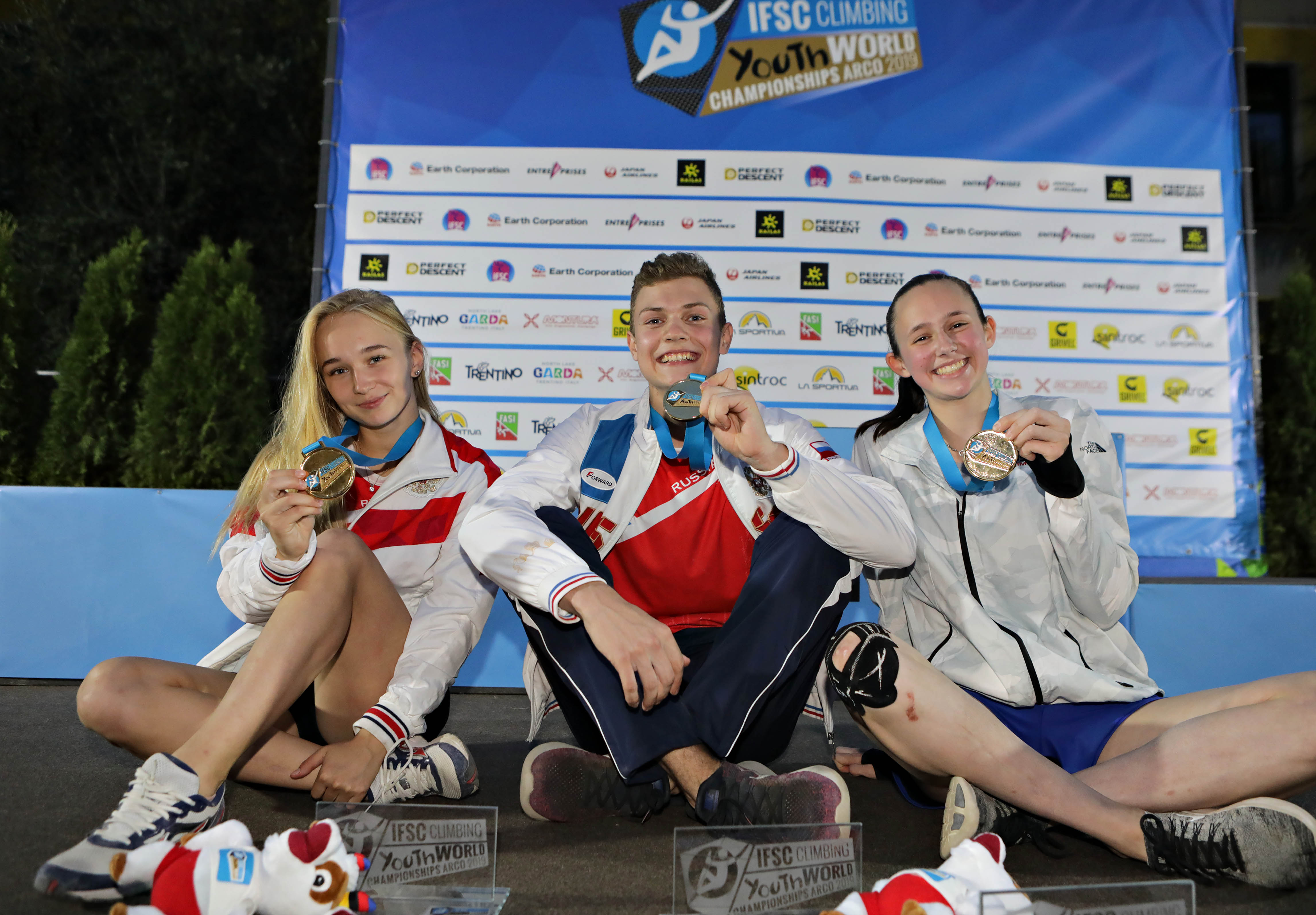 Photo of Bronzo per Anna Calanca nelle finali Speed ai Mondiali di Arrampicata Giovanile di Arco