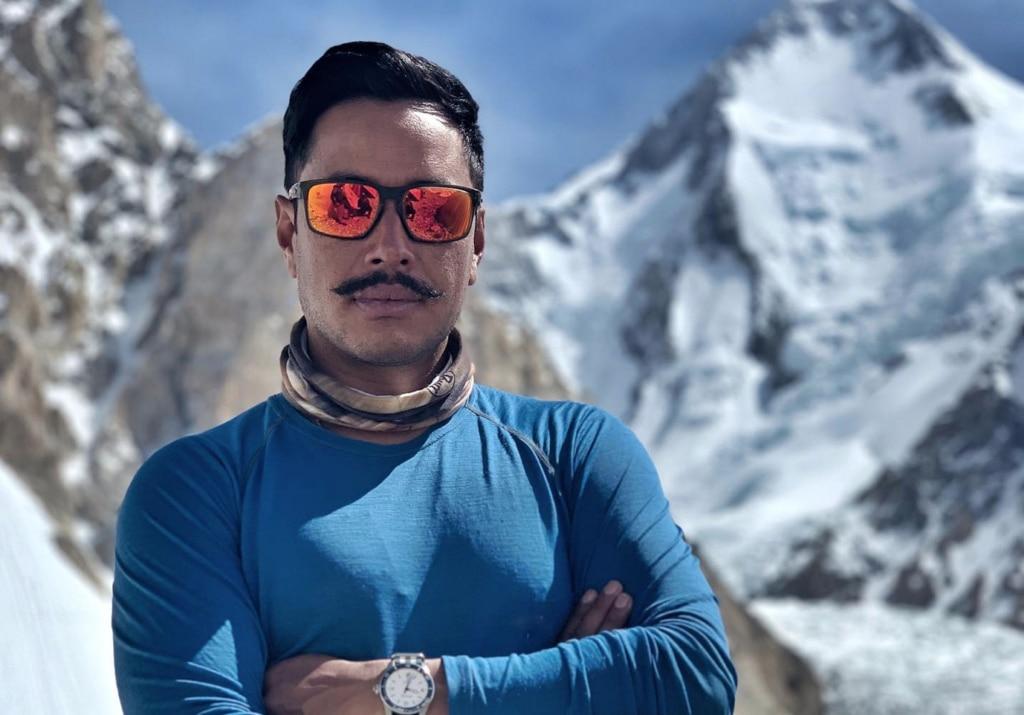 nirmal purja al K2