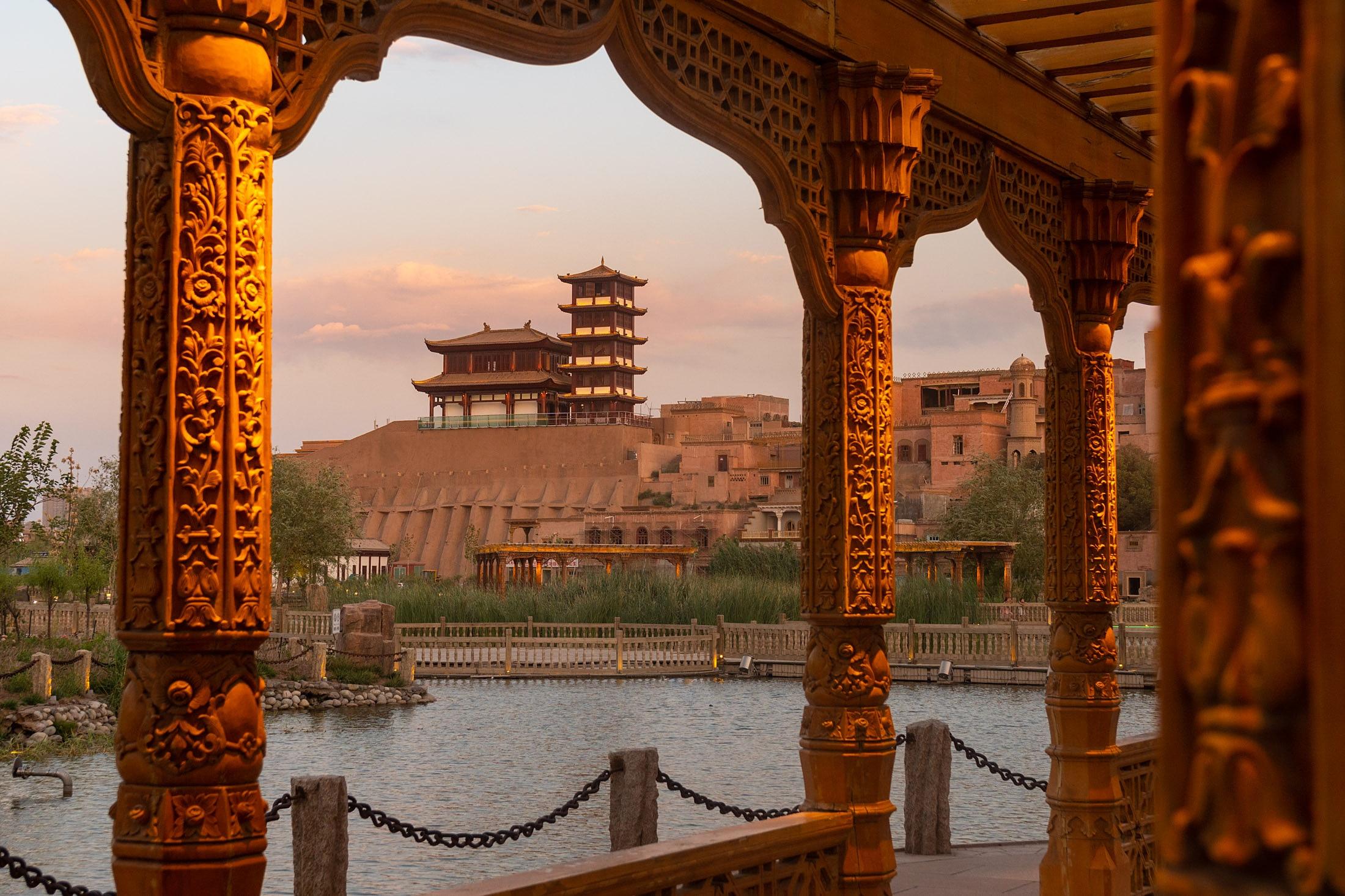 Photo of Soul Silk, un lungo viaggio a pedali dall'Italia alla Cina. Ultima puntata: dal Pik Lenin a Kashgar