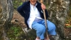 La vispa nonna Joy into the wild - Foto FB @Grandma Joy's Road Trip