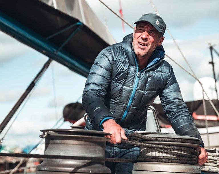 Photo of Mike Horn pronto a tentare la traversata del Mar Glaciale Artico