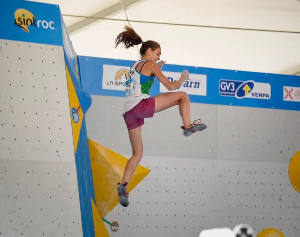 Photo of Mondiali di Arrampicata Giovanile di Arco: Tris di ori per Laura Rogora. Schubert batte Ondra nel Rock Master Duel