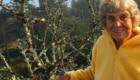 La prima foto del viaggio di nonna Joy, scattata nel Rocky Mountain National Park - Foto FB @Grandma Joy's Road Trip
