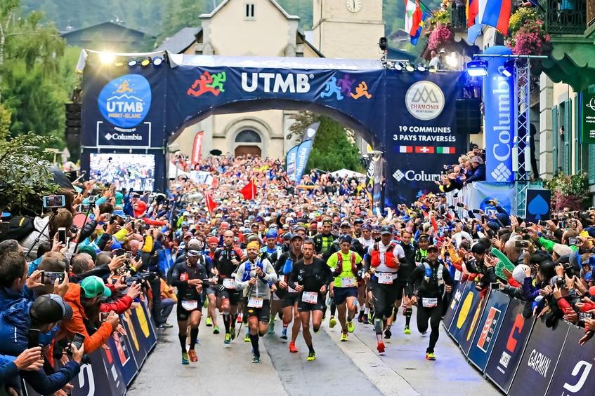 Photo of Pronta al via la 17esima edizione dell'Ultra Trail du Mont Blanc